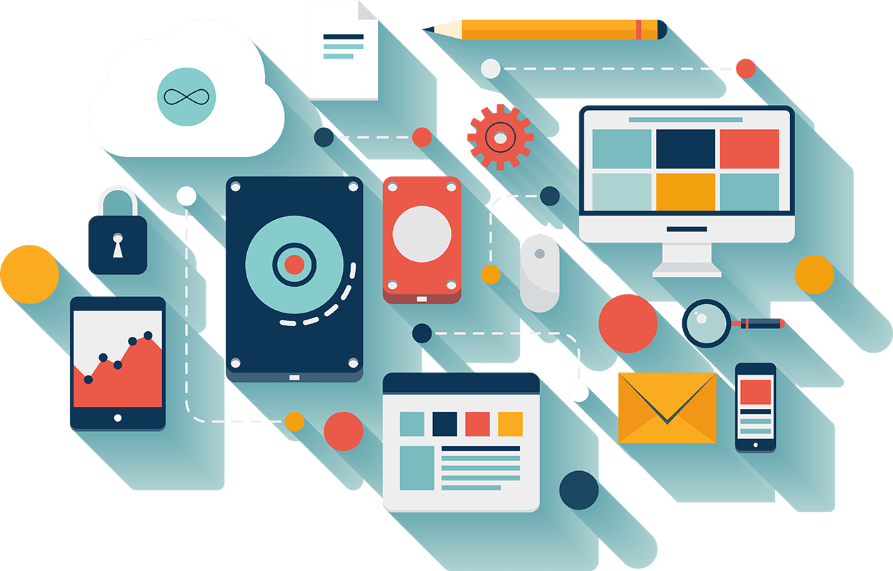 Hardware, Software & Licensing, Be Digital